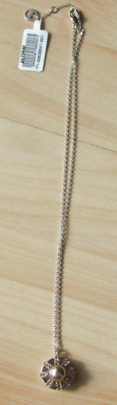 Halskette mit Perlenanhänger von Misaki