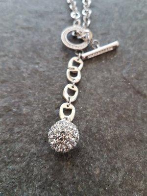 Halskette mit Swarovski Steinen