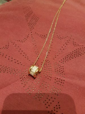 Halskette Rosegold