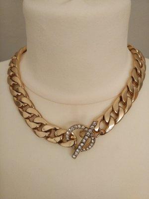 Halskette Statement Kette in Gold von Bijou Brigitte NEU und ungetragen!