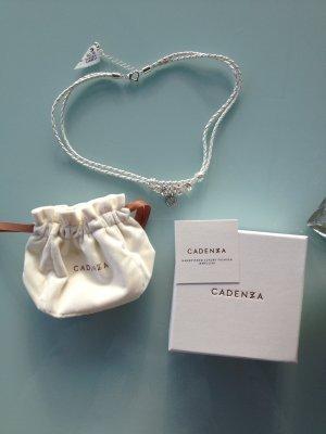 Halskette von Cadenza aus Messing