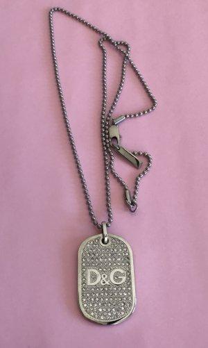 Halskette von D&G mit Steinchen