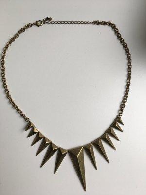 Halskette von H&M gold