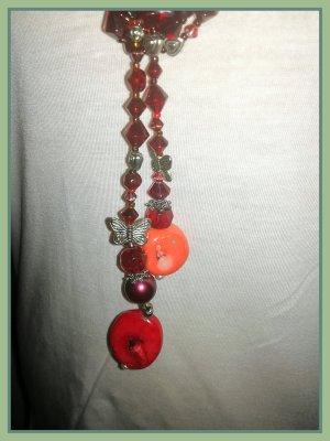 Halskette zum knoten