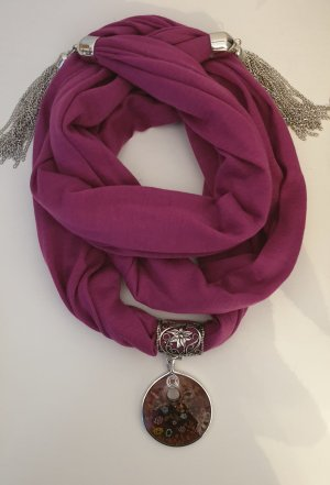 Neckerchief purple