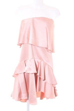 Halston heritage Abendkleid altrosa Elegant
