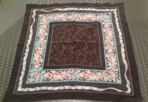 Neckerchief dark brown