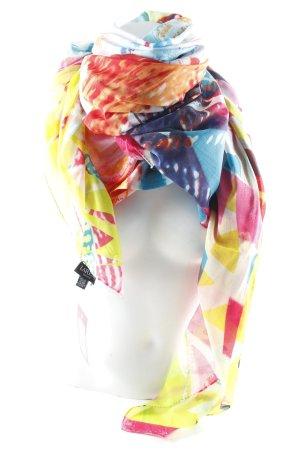 Neckerchief abstract pattern '60s style