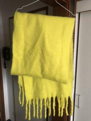 Pañoleta amarillo neón