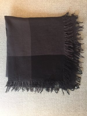 COS Neckerchief anthracite-taupe