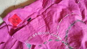 Erfurt Halsdoek roze