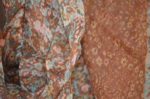 Halstuch ,Florales Muster