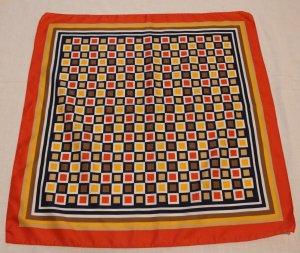 Halstuch in herbstlichen Farben