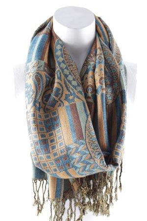 Neckerchief embellished pattern vintage style