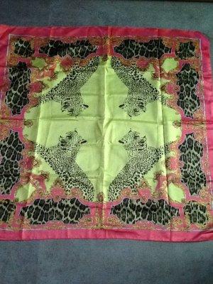 H&M Zijden sjaal veelkleurig Zijde