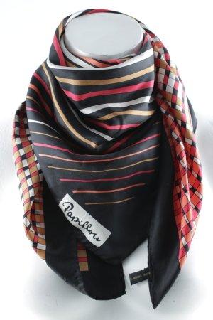 Neckerchief striped pattern elegant