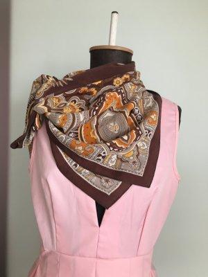 Halstuch Tuch in Seiden Look tolle Muster