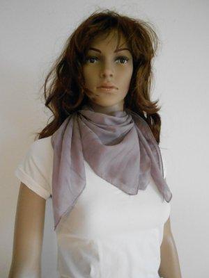 Halstuch violett ca 78*78cm