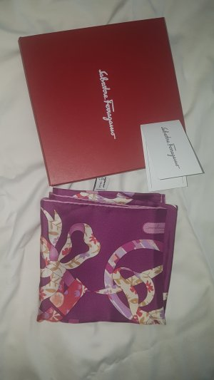 Salvatore ferragamo Neckerchief multicolored