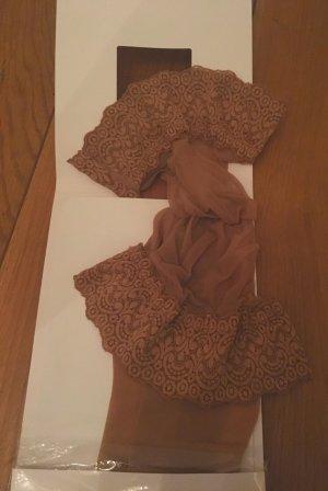 Wolford Onderbroek beige Polyamide