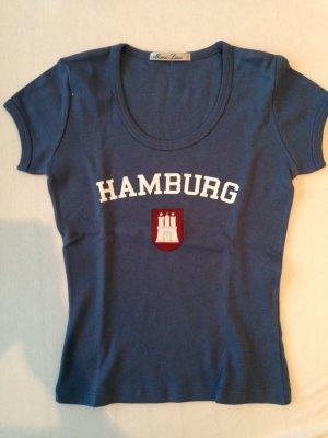 """""""Hamburg""""- T-Shirt, Gr. S, neu"""