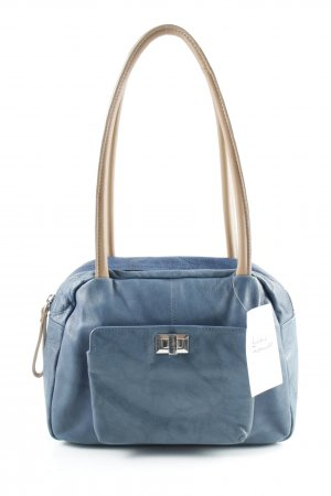 Hamled Hamburg Carry Bag cadet blue-beige simple style