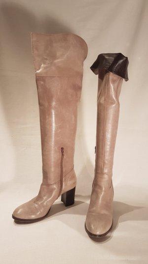 Hammer Overknee-Stiefel in 39,5 von Konstantin Starke