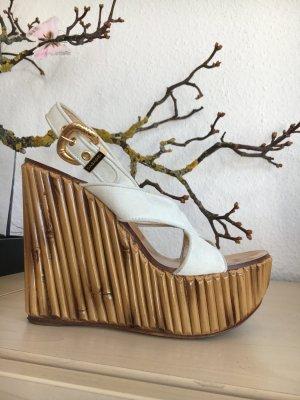"""Hammer sandalen in einmaliger Aufmachung des Luxuslabels """" Casadei """"NP 699,00€"""