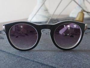 hammer Sonnenbrille Hingucker schwarz/weiß