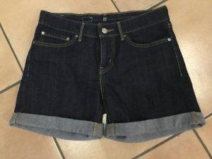Levi's Pantalón corto de tela vaquera azul oscuro