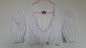 Hammerschmid Traditional Blouse white cotton