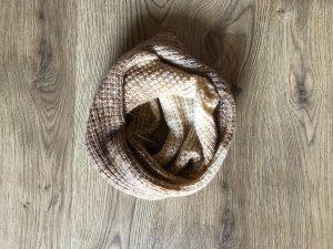 Handarbeit,Strickschal,Wolle, Baumwolle