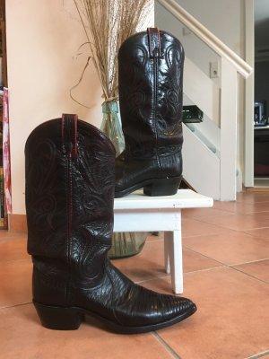 Handgefertigte Cowboy Stoefel