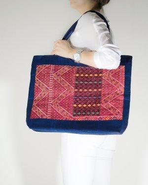 Handgemachte bute Tasche #fairtrade #handmade #ethno #maya #trend