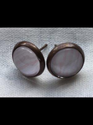 Handgemachte cabochon ohrstecker