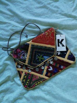 Handgemachte Hippie Tasche aus Melbourne // UNGETRAGEN