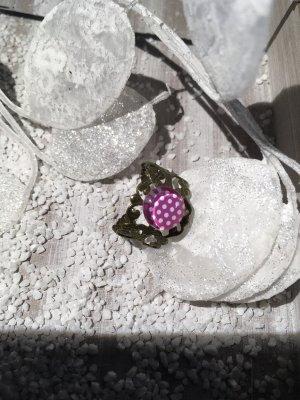 Handgemachter Ring