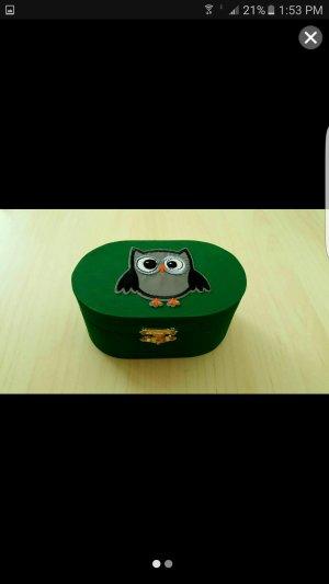 Handgemalte Schmuckbox