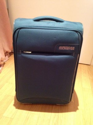 Koffer cadet blauw