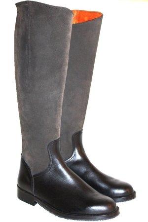 *  Handmade   Designer   Reit-Stiefel  *  Gr. 38  *  NEU  *