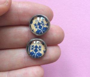 Handmade Hungarian Earrings
