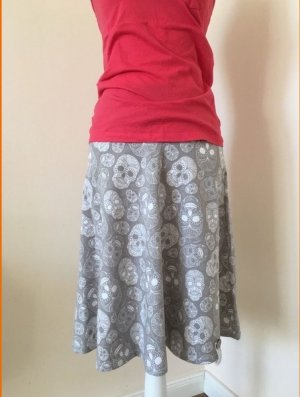 Circle Skirt light grey-white