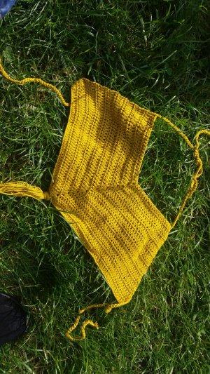 Handmade Top Crop Crochet