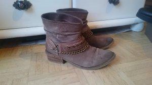 Handmade Wildleder Boots