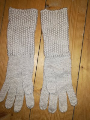 Gebreide handschoenen veelkleurig