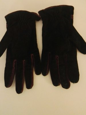Handschuhe aus echtem Leder