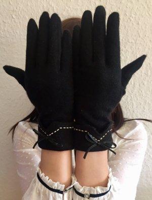 Guanto nero