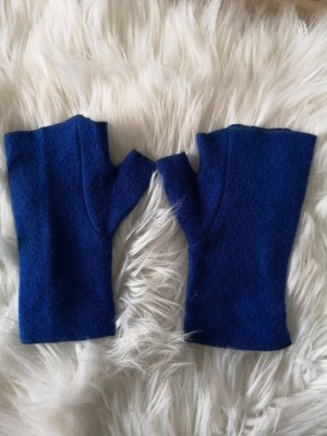 Consequent Guantes sin dedos azul