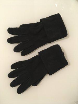 Handschuhe Fleece schwarz