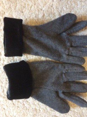Handschuhe,grau
